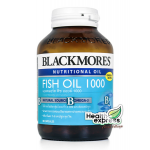 Blackmores Fish Oil 1000 mg 80 Capsules, blackmores fish oil, blackmores