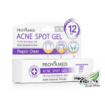 Provamed Acne Spot Gel, Provamed, Acne Spot Gel, เจลแต้มสิว Provamed