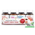 Vistra Happy New Year Set [แถมฟรี Acerola Cherry 20 เม็ด]