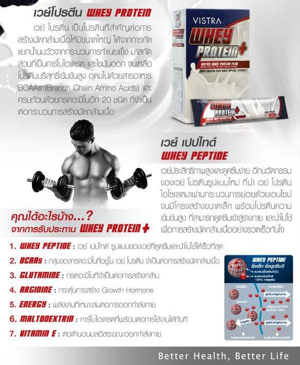 Whey Protein Vistra