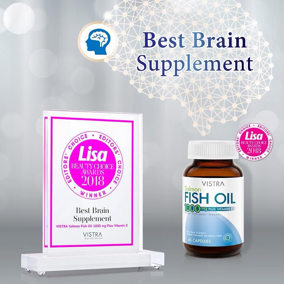 best brain supplement awards thailand