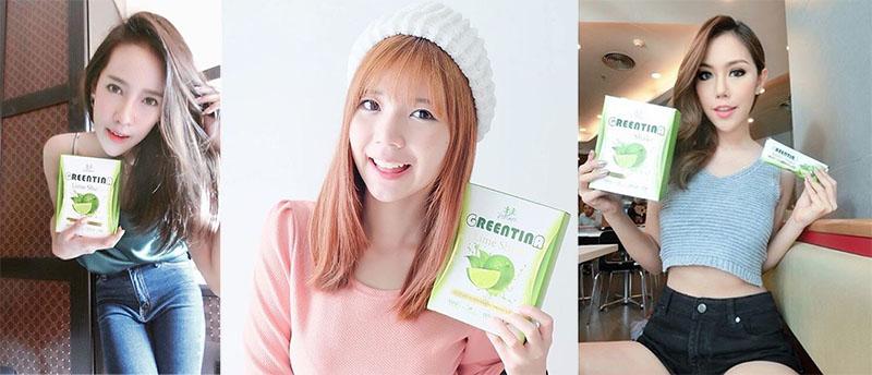 Greentina Lime Shake Review
