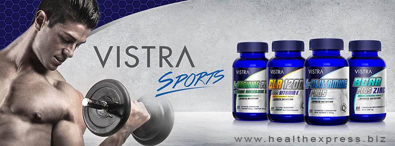 Vistra Sport Nutrition, Vistra L-Gluta, Vistra L-Gluta Sport, Vistra L-Gluta Plus, Vistra L-Gluta Plus Nutrition