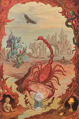 Scorpio Myth