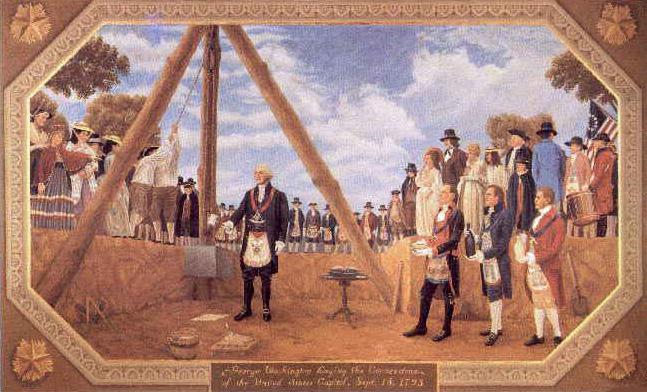Capitol Cornerstone 1793