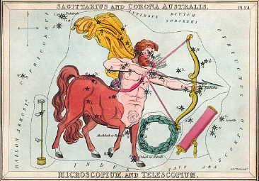 Sagittarius Stars