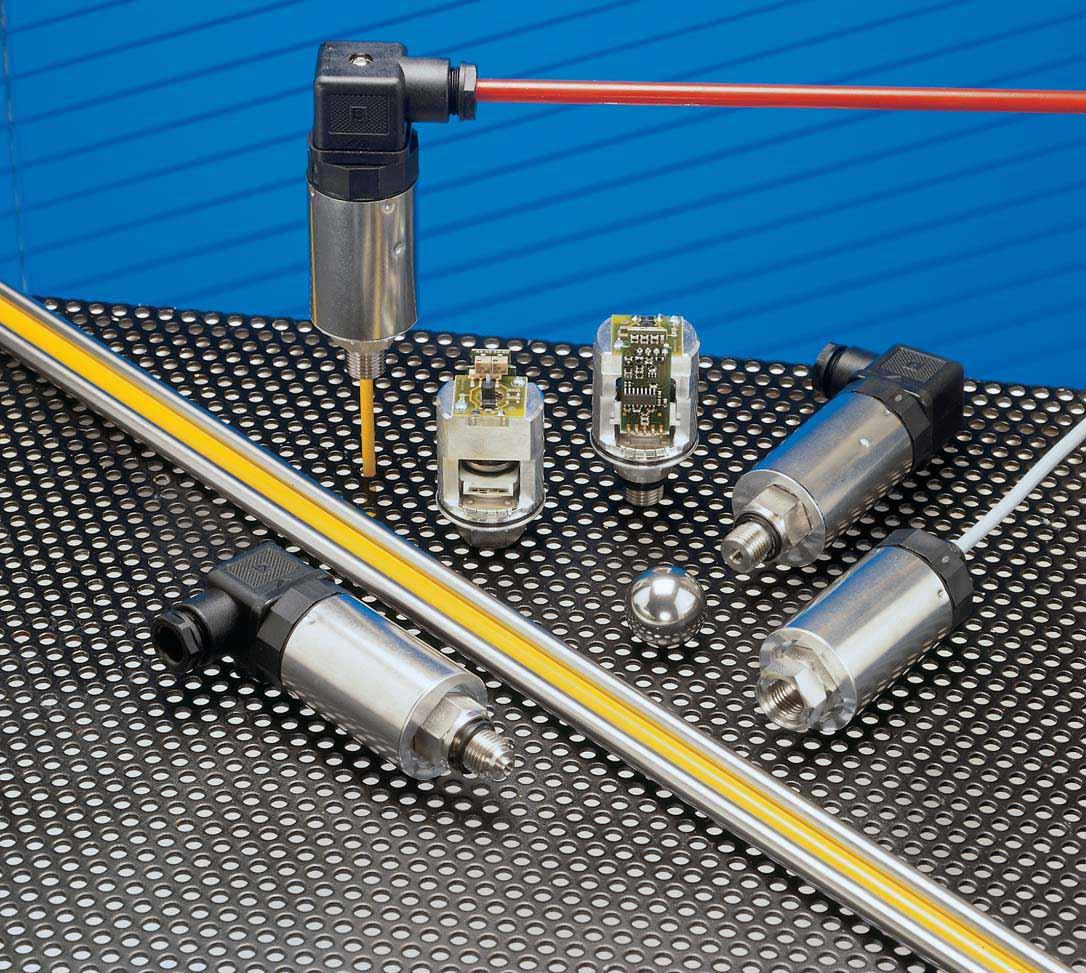 HUBA CONTROL,Pressure Transmitter
