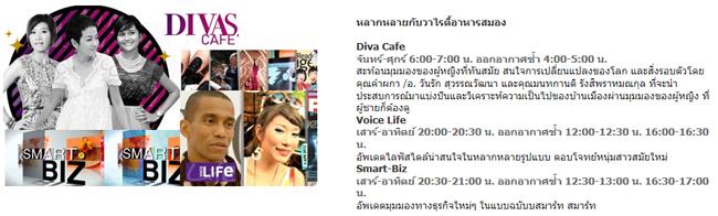 Diva Cafe ความทันสมัยของโลก
