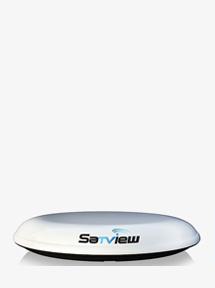 จานดาวเทียมติดรถยนต์ SATVIEW 888