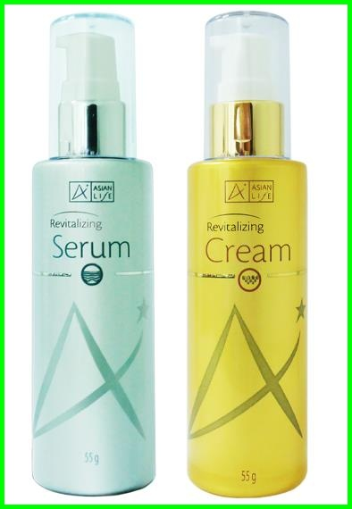 ARV AsianLife Serum and Cream