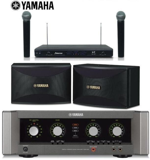 Yamaha karaoke