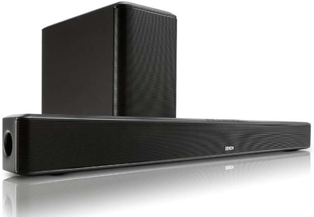 DENON DHT-S514 (Soundbar with wireless Subwoofer)