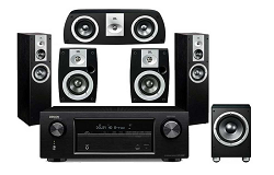 denon jbl home theater 1