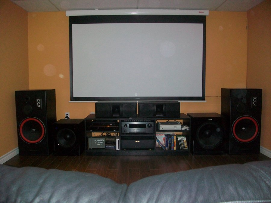 Cerwin vega home theater