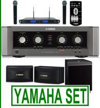 ุyamaha set karaoke