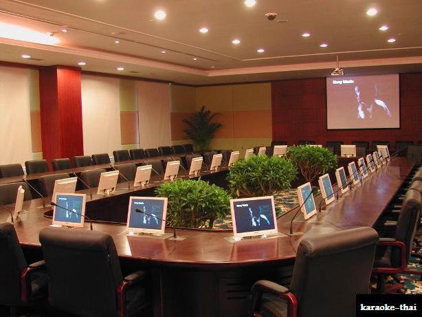 รับติดตั้งระบบเสียงห้องประชุม