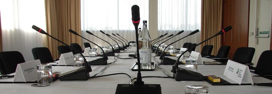เครื่องเสียงห้องประชุม
