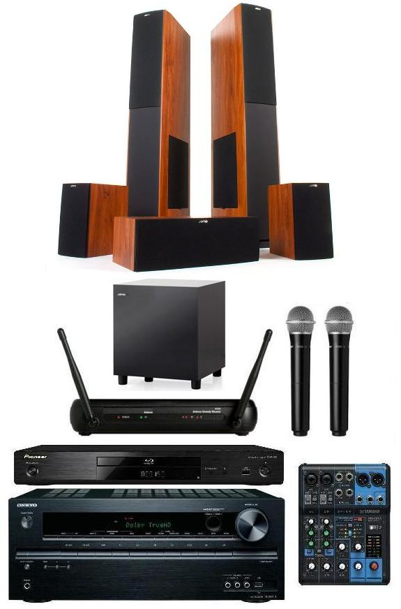 Jamo(USA) Home Theater & Karaoke