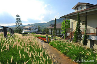 The Bluesky Resort khaokho