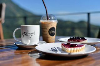 The Piney Bistro Cafe เขาค้อ