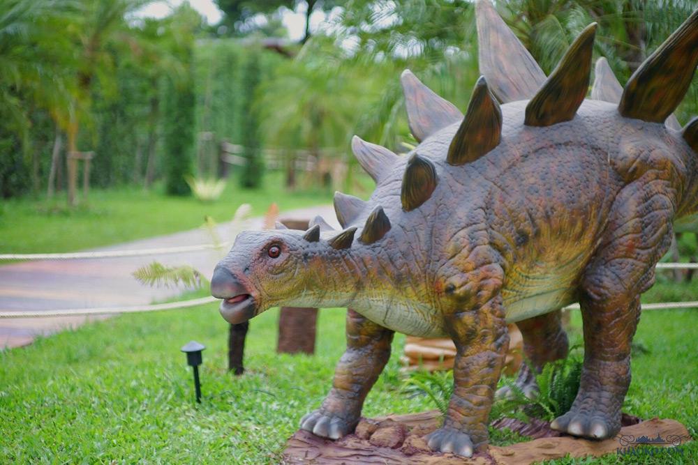 ไดโนเสาร์ ที่เขาค้อ