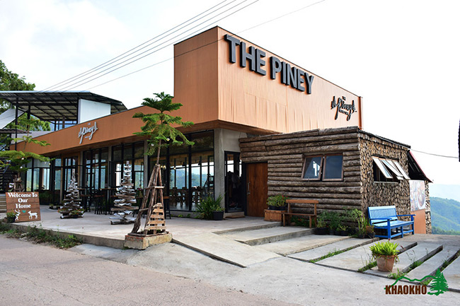 The Piney Bistro Cafe Khaokho