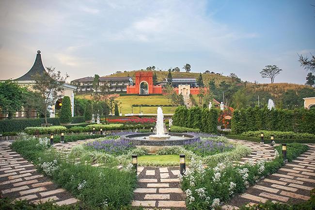 The Bluesky Garden Khaokho