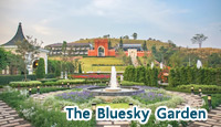The Bluesky Garden