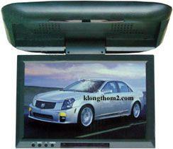 """จอทีวีติดเพดานรถยนต์ ขนาด 12"""" Zulex TV-1299"""