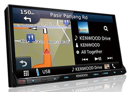 kenwood dnx8160s