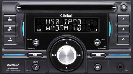 Clarion-duz386mp