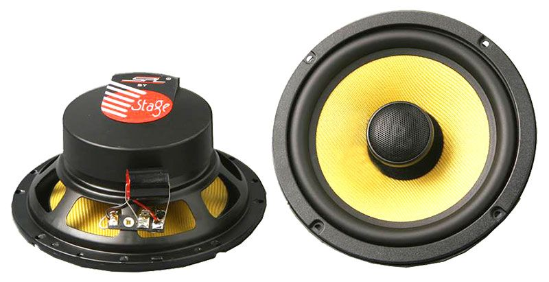 Coaxial Speakers Stage Juno 5""