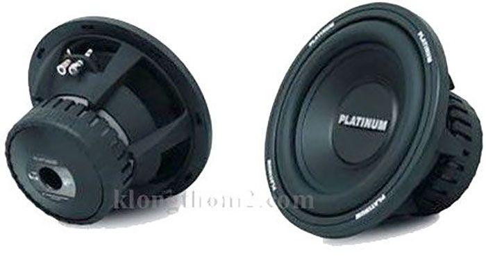 Subwoofer PLATINUM PT-S2208D