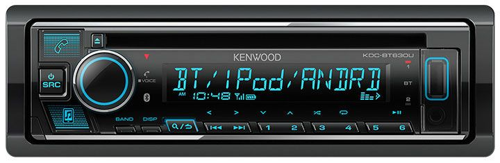 Kenwood KDC-BT630U