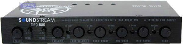 ปรีแอมป์ Soundstream MPQ-5XO