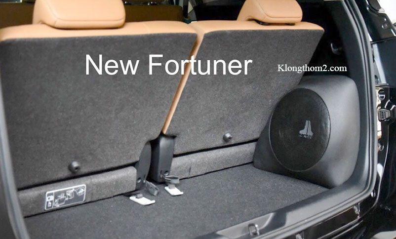 New Fortuner