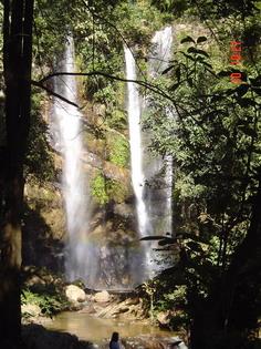 muakfah waterfall ,น้ำตกหมอกฟ้า