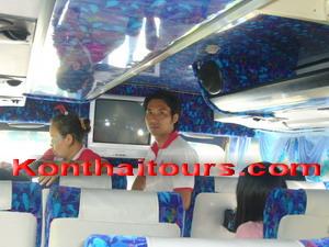 bus tour chiang mai