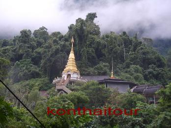 สามเหลี่ยมทองคำ ชายแดน 3 ประเทศ ไทย – พม่า – ลาว