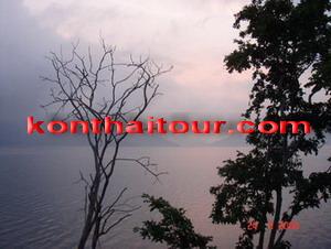 ทัวร์ล่องทะเลสาปแม่ปิง อ.ดอยเต่า จ.เชียงใหม่