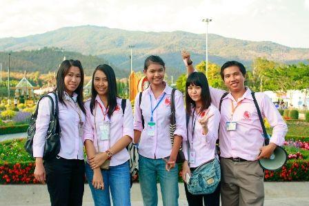 Konthaitour Team