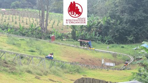 Pongyang Jungle Coaster & Zipline ,Chiang Mai