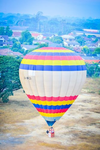 International Balloon Festival will be held on March 2-4, 2018 in Thailand's northern city of Chiang Mai,
