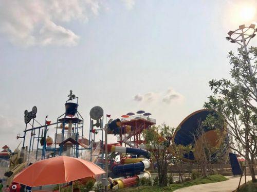 คนไทยทัวร์ แนะนำ สวนน้ำสุดมันส์แห่งแรกของเชียงใหม่ TUBE TREK WATER PARK