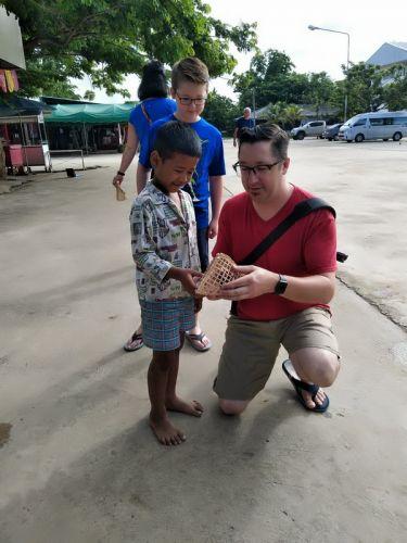 ✨Thank you for Mrs.Margaret Hasselbalch and Nice Family  🎉Giving without expecting anything in return  😆at Wat Don Chan Temple (Charity For Ophan Children ) , Chiang mai  ✨การให้โดยไม่หวังผลตอบแทน  🎉ลูกค้าที่น่ารัก และ ทีมงาน คนไทยทัวขอร่วมบุญ ที่วัดดอนจั่น จ.เชียงใหม่ ซึ่งมีนักเรียนที่ยากไร้กว่า 740 คน