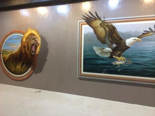 คนไทยทัวร์ พาชม ของดี อีกแล้ว ที่ พิพิธภัณฑ์ภาพวาด 3 มิติสุดอลังการ     แห่งแรกในเชียงใหม่ เชียงใหม่