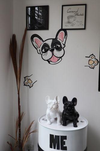 คนไทยทัวร์ พาอวด เย็นแรงแซงทุกองศา ที่ Style Me ร้านไอศกรีมน้องหมา พันธุ์เฟรนช์บูลด๊อกเหมือนมาก น่ารัก น่าหม่ำ แทบไม่กล้ากิน