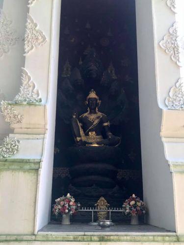 คนไทยทัวร์ พา ไหว้พระขอพร ที่ วัดป่าดาราภิรมย์ เชียงใหม่  สายท่านพระอาจารย์มั่น ภูริทตฺตมหาเถระ