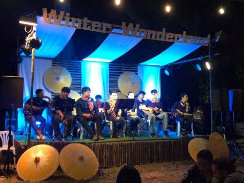 Chiang Mai Winter Wonderland 2018