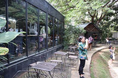 คนไทยทัวร์ แนะนำ  คาเฟ่สุดฮิป ชีวิตslow life ท่ามกลางแมกไม้  ที่   No. 39  café  เชียงใหม่